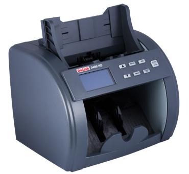 Счетчик банкнот DoCash 3400 HD