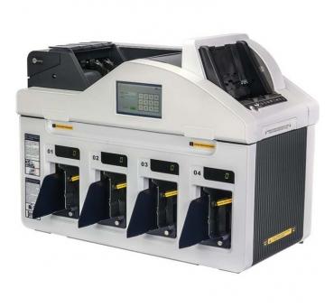 Четырехкарманный сортировщик банкнот GRG CM400
