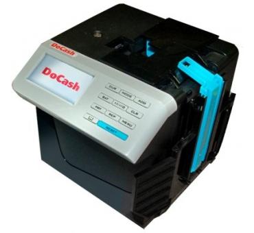 DoCash CUBE Портативный детектор с возможностью чтения номиналов